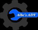 albe's ADV blue-logo1