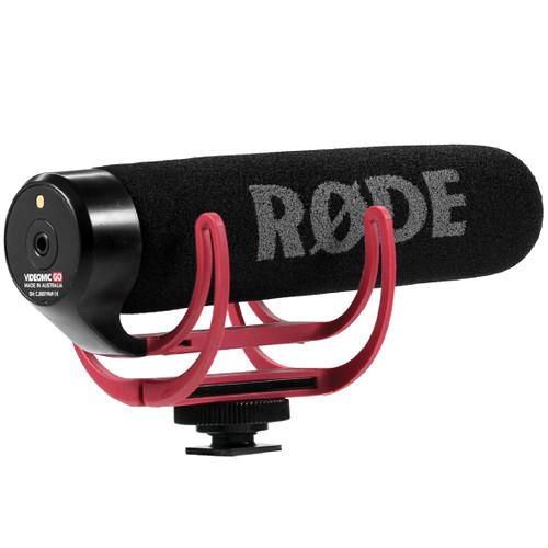 Rode VMGO Video Mic GO