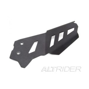 altrider rear exhaust guard, f800gs, albe's adv