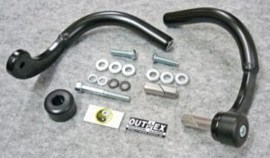 outex vibration dampening hand guards, albes adv