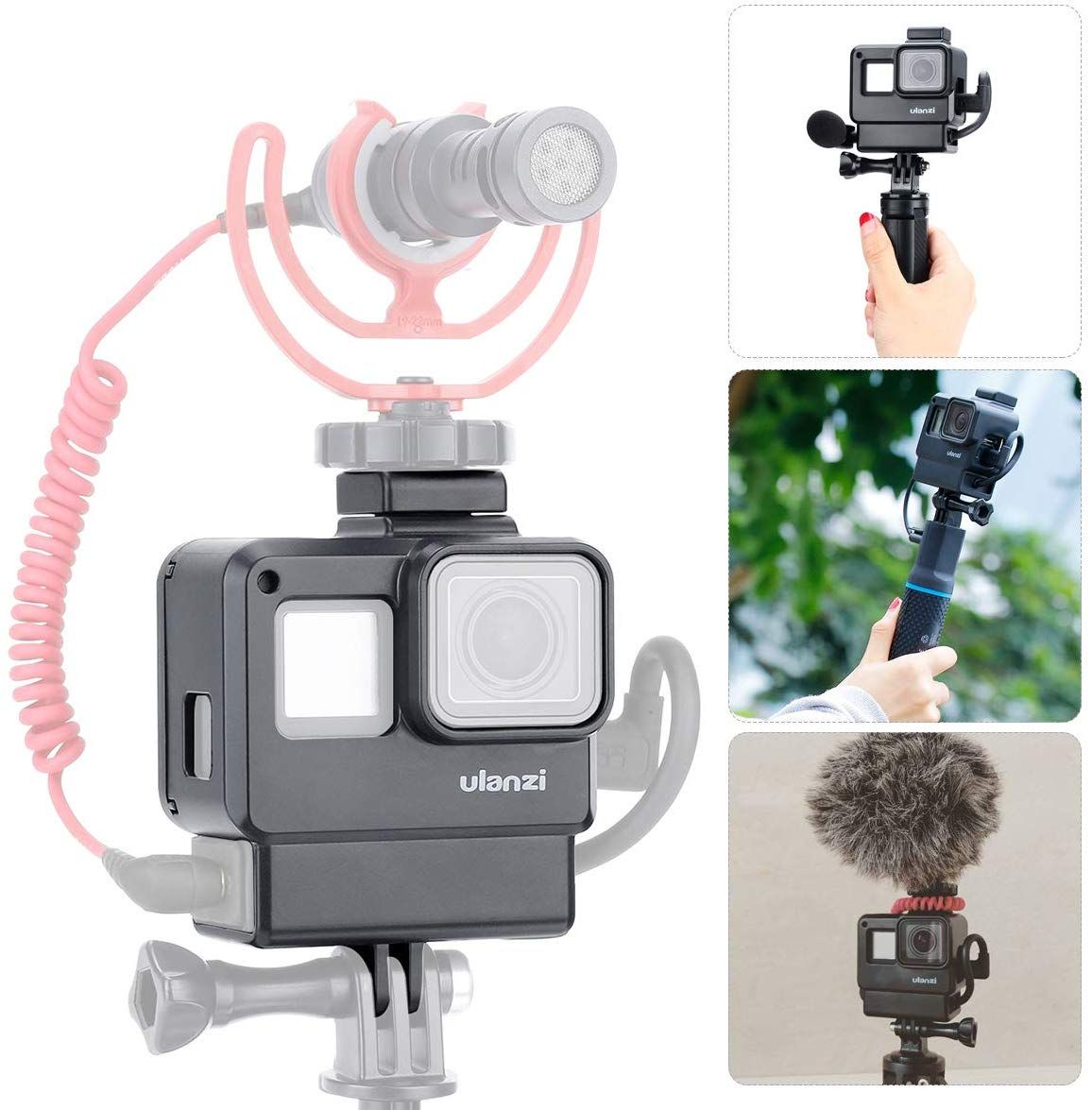 GoPro Vlogging Case