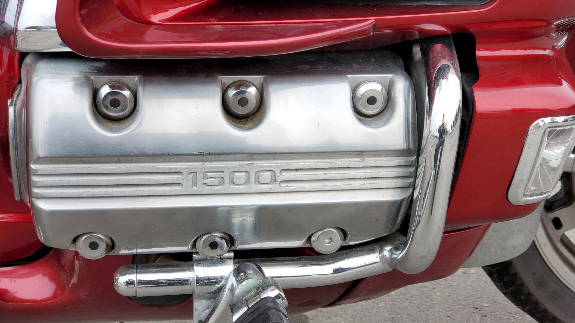 Honda Goldwing 1500 se, albesadv, honda motorcycle, albe's adv, goldwing