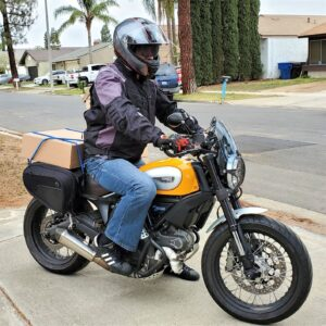 vikingcycle Ironborn jacket, albesadv, albe's adv, motorcycle jacket