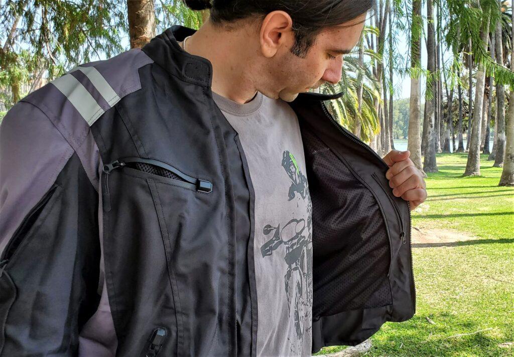 Viking Cycle Ironborn jacket, vikingcycle Ironborn jacket, albesadv, albe's adv, motorcycle jacket